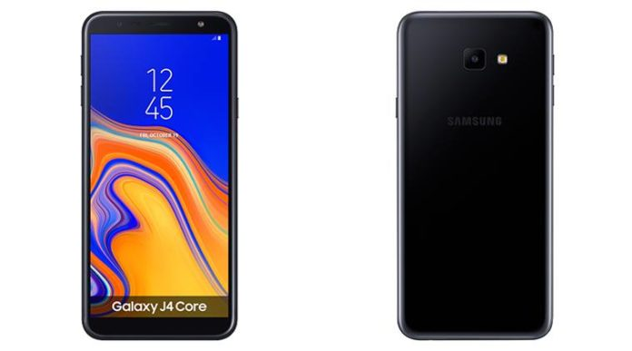 Samsung launches Galaxy J4 Core with Android GO