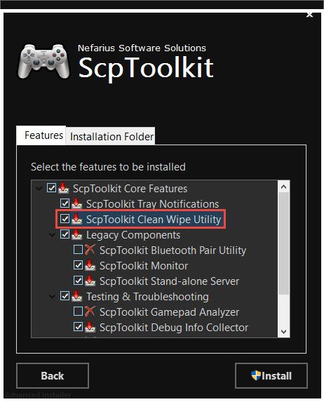 ScpToolkit
