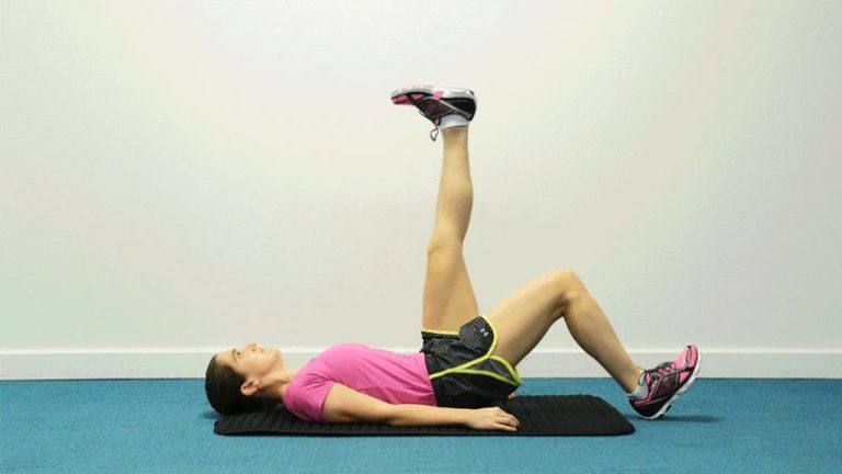 Six advised exercises for abdominal muscles