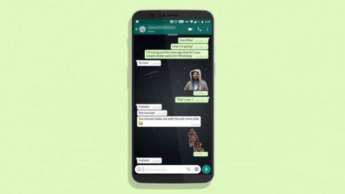 Sticker Studio: Now you can convert any photo to sticker for WhatsApp.