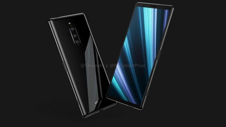 The Xperia XZ4 may be the first Sony Smartphone with triple rear cameras