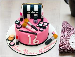 The Designer Cake