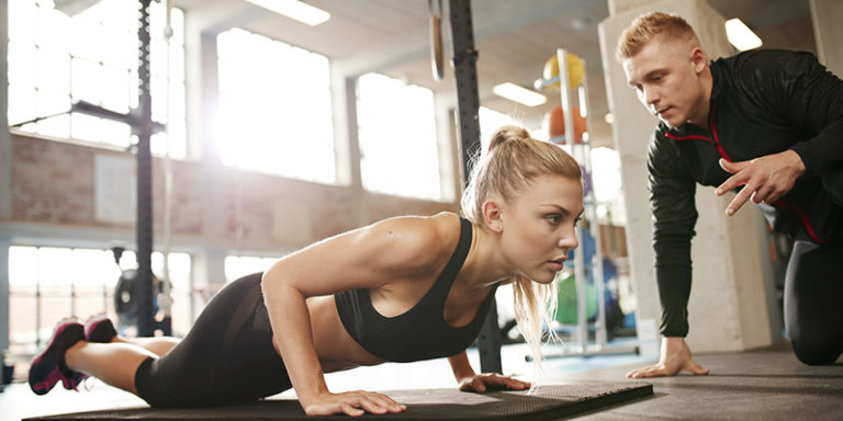 Top 5 best health and fitness personal trainings