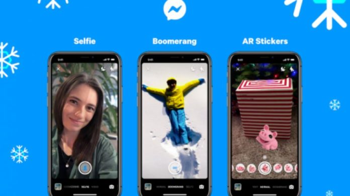Facebook brings Boomerang to the Messenger app