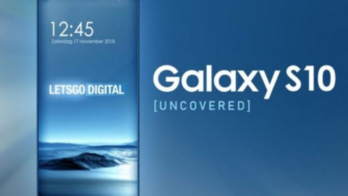 Galaxy S10 main model will have massive screen and 5G support