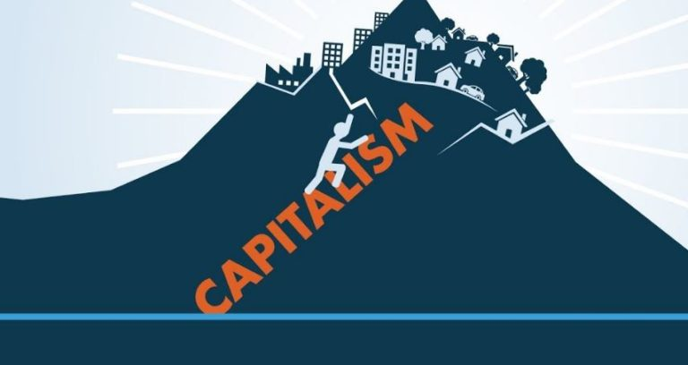 Is capitalism the cause of poverty?