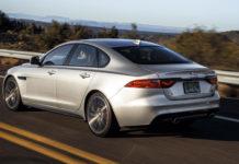 Jaguar XF 300 Sport special