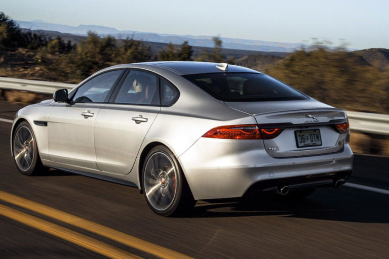The Jaguar XF 300 Sport special edition will arrive with 296 horsepower