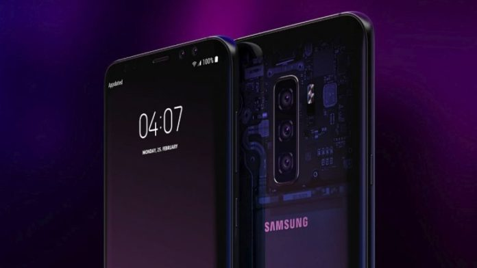 Samsung Galaxy S10 To Features 12GB Of Ram and 1TB Storage