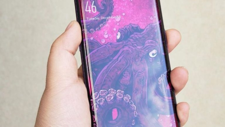 Samsung accidentally confirms the look of the Galaxy S10