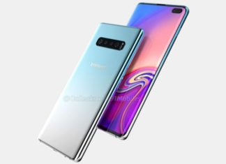 Samsung unveil the design of the upcoming Galaxy S10