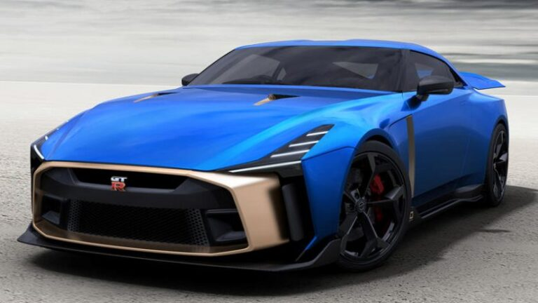 The Nissan RT-G50 will finally go into production (Photo)