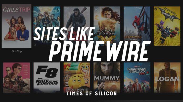 Movie Sites Like Primewire