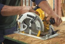 a circular saw