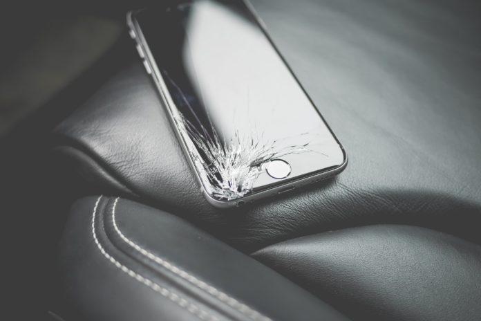 fix a broken iPhone