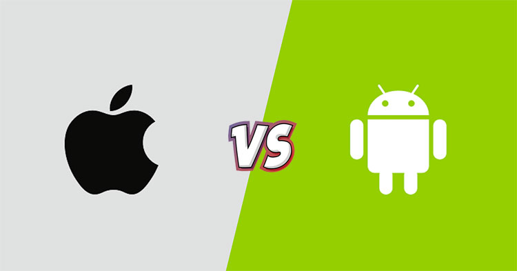 (2020) iOS vs. Android, which is the best system?