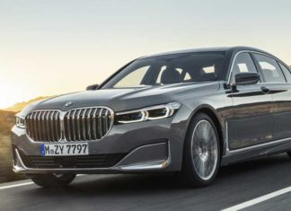 2020 BMW 7 Series facelift revealed with a new V8 engine