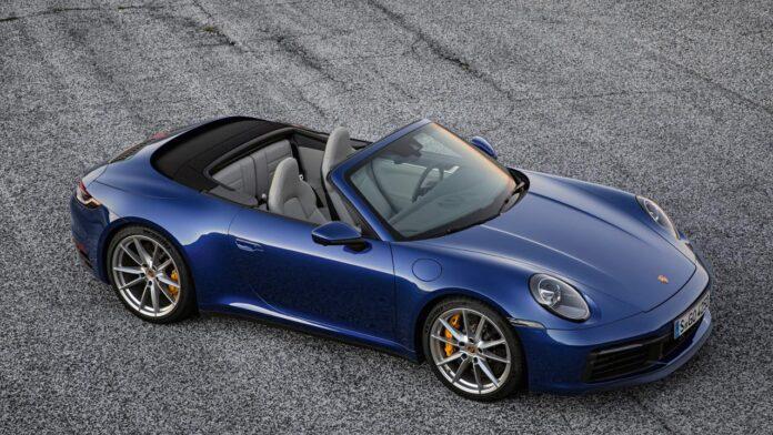2020 Porsche 911 Carrera S, 4S Cabriolet Revealed