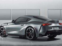 2020 Toyota GR Supra Revealed