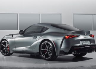 2020 Toyota GR Supra Revealed