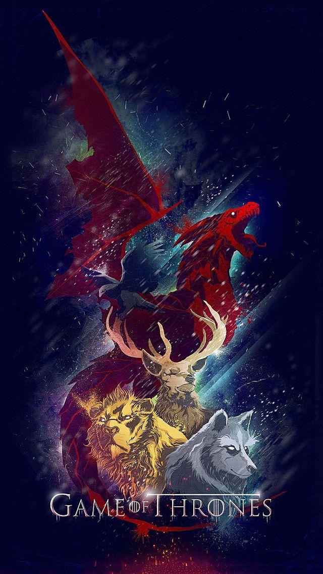 4K/HD Wallpaper Of Game Of Thrones Season 8 (+Season 7 ...