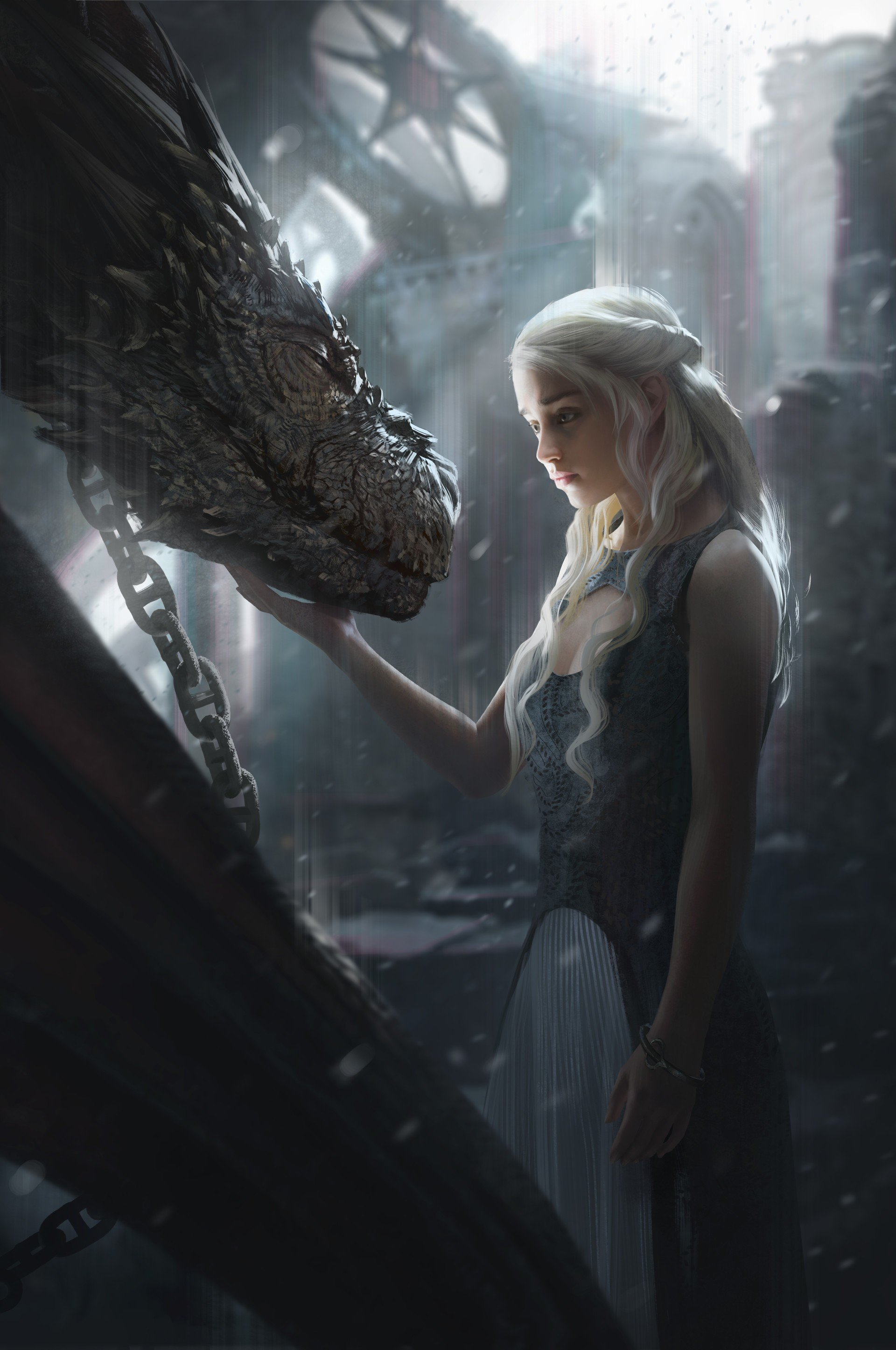 4k Hd Wallpaper Of Game Of Thrones Season 8 Season 7