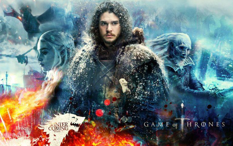 4K/HD Wallpaper Of Game Of Thrones Season 8 (+Season 7) [UPDATED]