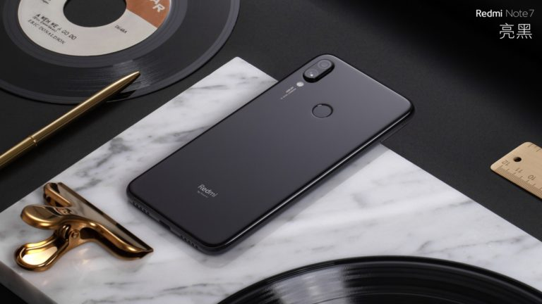 Xiaomi Redmi Note 7 With 48MP Camera Launched – Costs $150