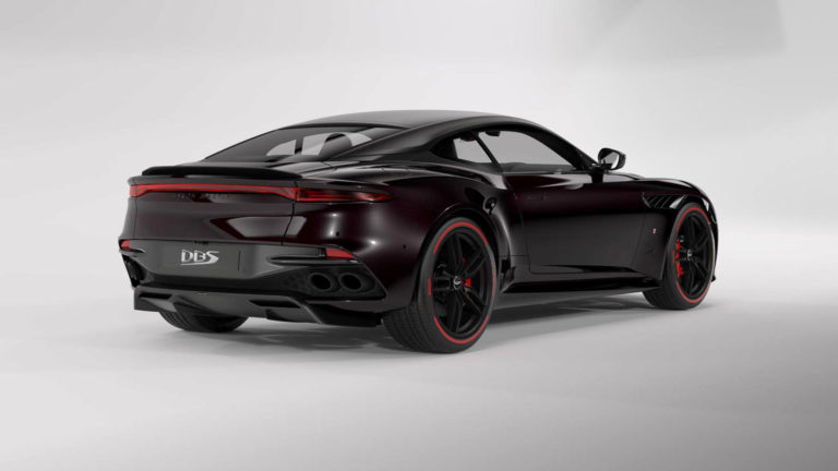 Aston Martin DBS SuperLarger Heurer Edition of just 50 units