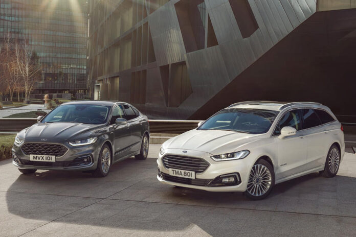 2019 Ford Mondeo in three variants launched