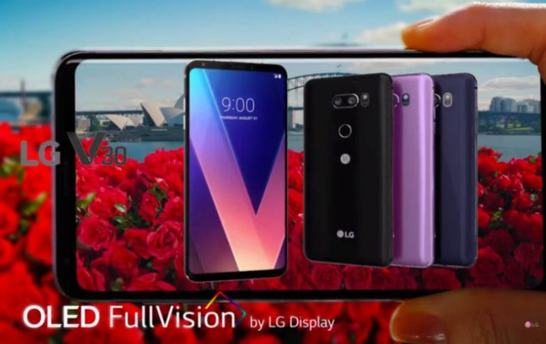 FullVision OLED Display (LG) Vs. Super AMOLED display (Samsung)