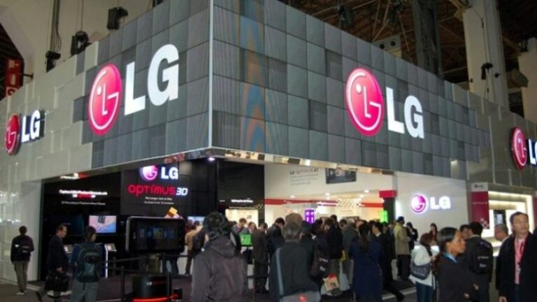 LG confirms 5G phone, with 4,000 mAh battery