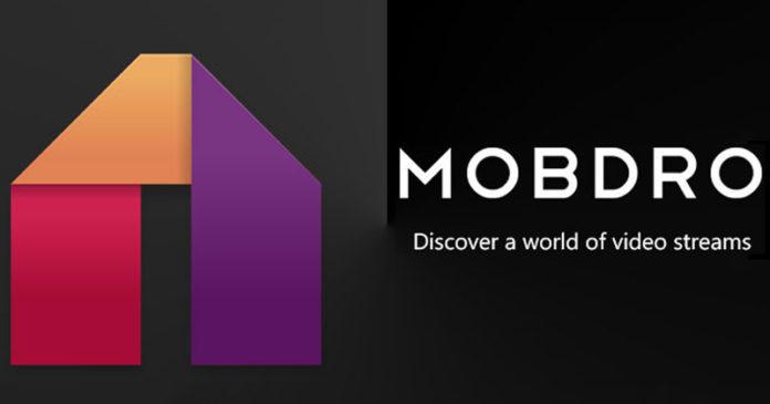 Mobdro Latest APK Premium Version Free Download