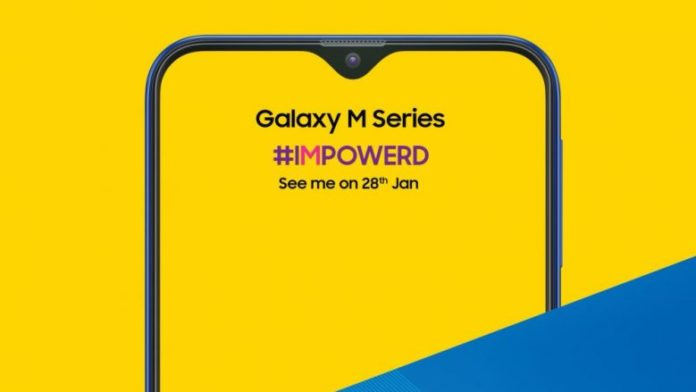 Samsung shows Galaxy M models,the launch on January 28 (PHOTO)