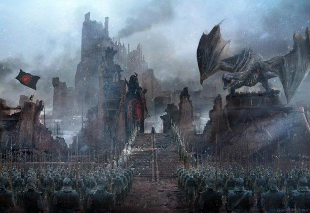 best game of thrones season 8 wallpaper