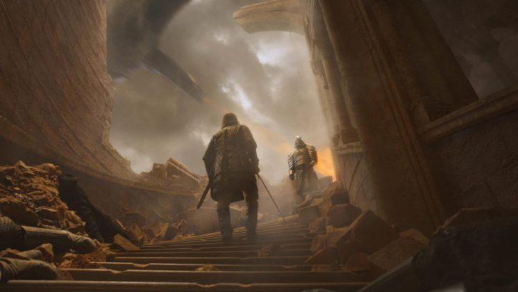 game of thrones season 8 episode 5 wallpaper