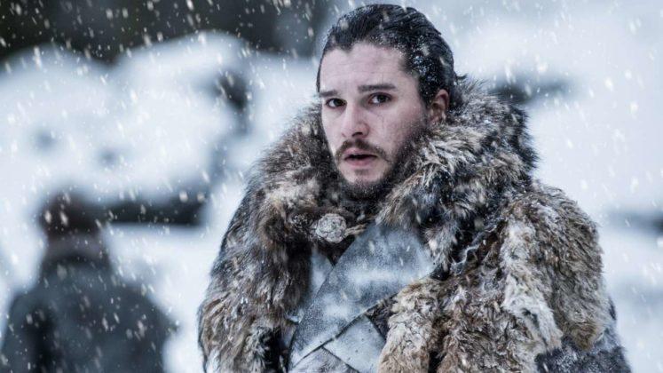 game of thrones season8 episode1 john snow wallpaper