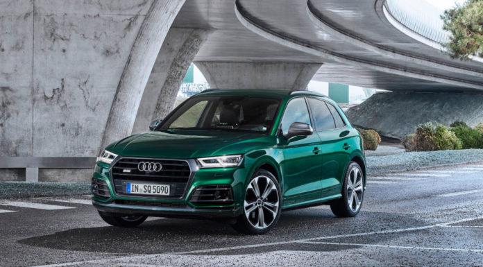 2019 Audi SQ5 TDI Revealed