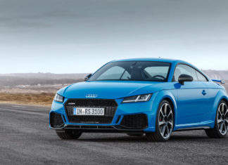 2019 Audi TT RS Coupe, Roadster Facelift