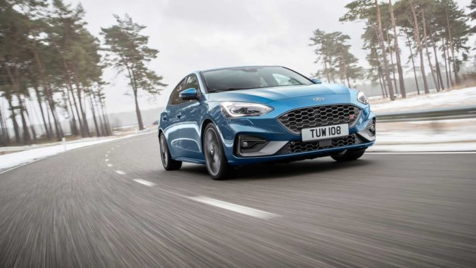 2019 Ford Focus ST Revealed - More Powerful Than Ever Before