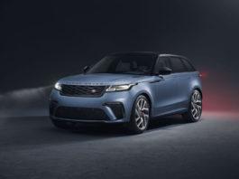 2019 Range Rover Velar SVAutobiography with 542-hp V8 Revealed