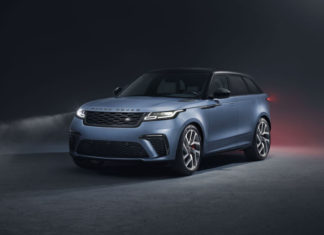 2019 Range Rover Velar ​​​​​​​SVAutobiography with 542-hp V8 Revealed