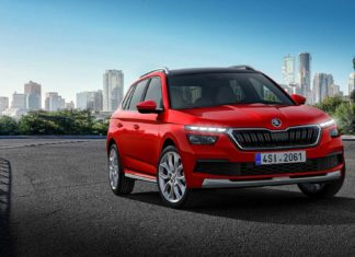 2019 Skoda Kamiq SUV Revealed