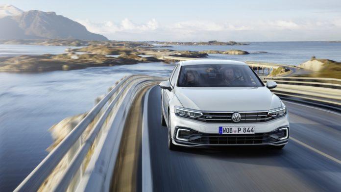 2019 Volkswagen Passat Facelift