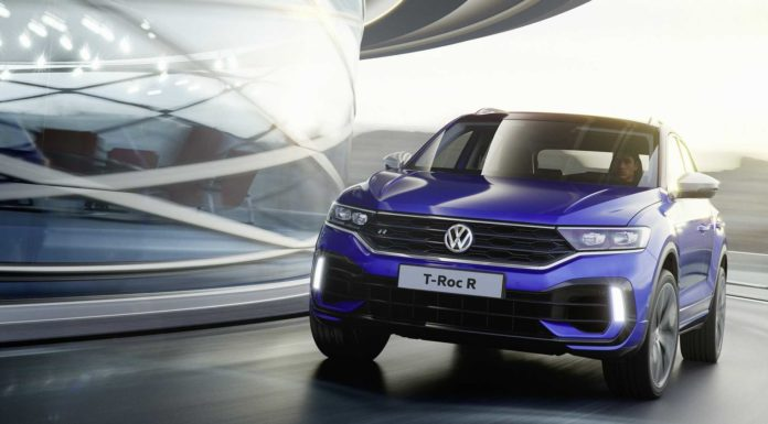 2019 Volkswagen T-Roc R with 300 HP revealed
