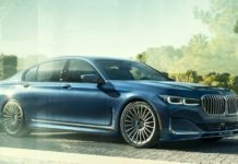 2020 BMW Alpina B7 With 600HP Twin-Turbo V8 Unveiled