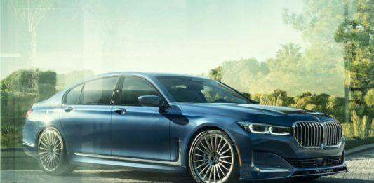 2020 BMW Alpina B7 With 600HP Twin-Turbo V8 Unveiled