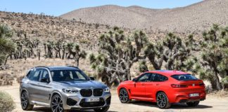2020 BMW X3 M and X4 M Competition Revealed