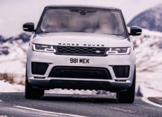 2020 Range Rover Sport HST With Electrified Motor Debuts