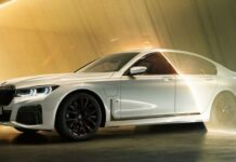 BMW 7 M Sport New Looks Better After Latest Changes (Photo)